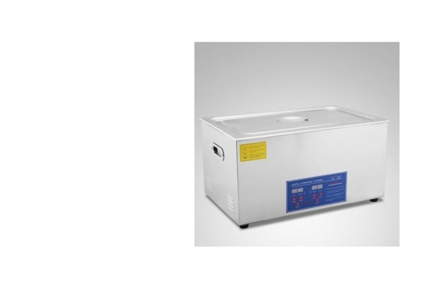 Ultrahangos tisztító, mosó, 30 L