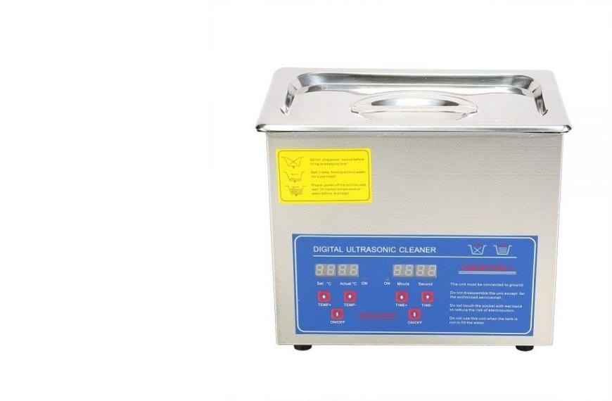 Ultrahangos tisztító, mosó 3 L
