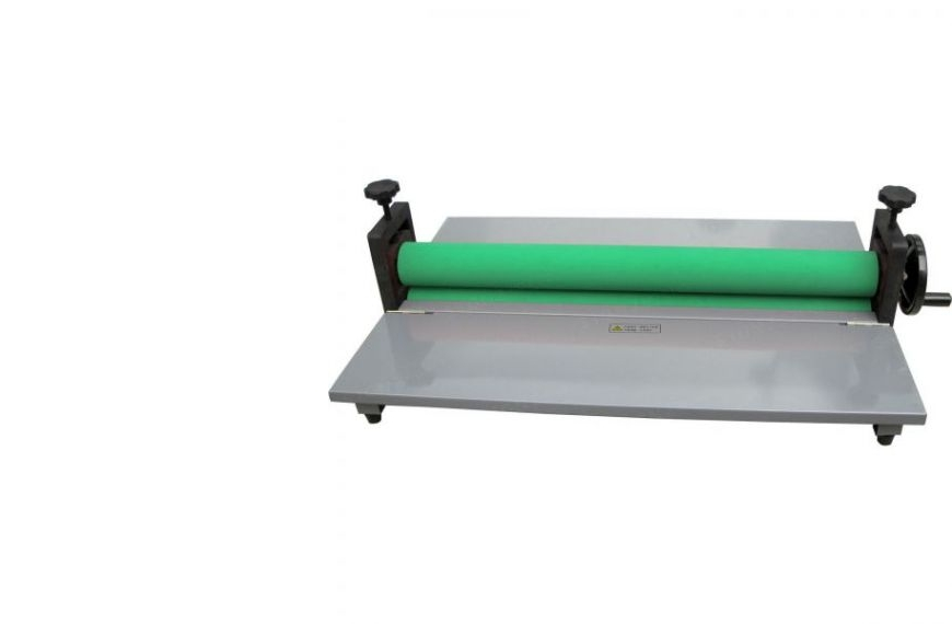 Kézi hideg laminálógép, 750 mm